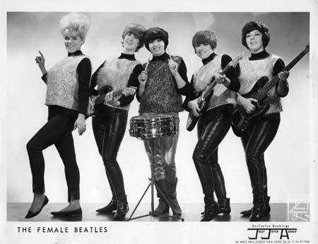 группа The Female Beatles